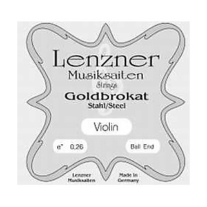 Goldbrokat-Violin-Strings-Set---26-Ga-Loop-E