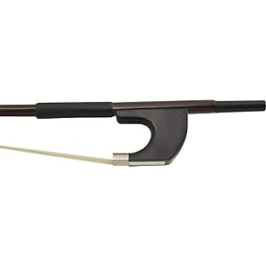 Glasser-Fiberglass-Bass-Bow-with-Plastic-Grip-German-3-4-Size