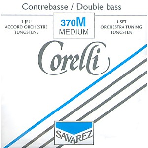 Corelli-Rope-Core-Bass-Strings-Set--Medium-3-4-Size