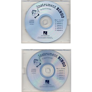 Hal-Leonard-Instrument-Bingo-Replacement-Cd-Set-Of-2