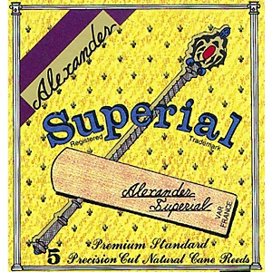 Alexander-Reeds-Superial-Bb-Clarinet-Reed-Strength-2-Box-of-5