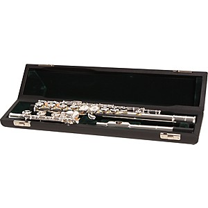 Pearl-Flutes-525-Series-Intermediate-Flute-Model-525RBE1RB---B-Foot--Offset-G-with-Split-E