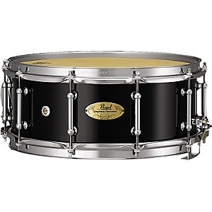 Pearl-Concert-Series-Snare-Drum-14X5-5-Inch-Piano-Black