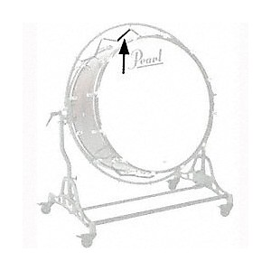 Pearl-BD015-Rubber-Band-For-Concert-Bass-Drum-Stand-Standard