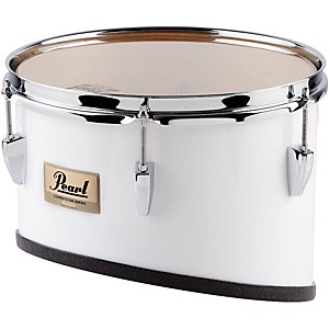 Pearl-Competitor-Series-Individual--Marching-Toms-12-Inch-White