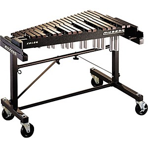 Musser-M42---M7042---M8042-Elite-3-Octave-Xylophone-With-All-Terrain-Frame--M8042-