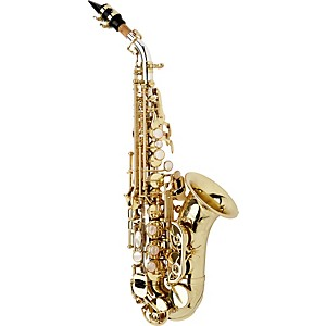 Yanagisawa-9930-Sterling-Series-Soprano-Saxophone-Curved-Body