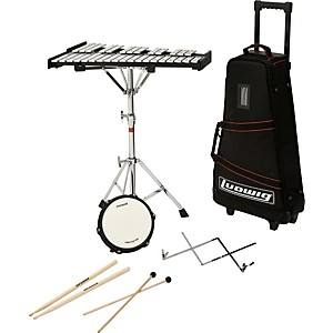 Ludwig-M651-Junior-Percussion-Bell-Kit-With-Rolling-Bag