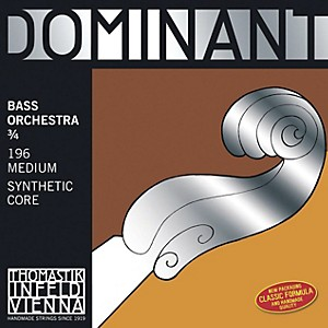 Thomastik-Dominant-Bass-Strings-Set--Medium--Orchestral-3-4-Size