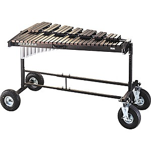 Musser-M51---M7051---M8051-Pro-Portable-3-5-Octave-Kelon-Xylophone-With-All-Terrain-Frame--M8051-