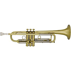 Kanstul-1600-Series-Bb-Trumpet-1600-5-Brushed-Lacquer