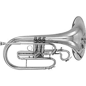 Kanstul-284-Series-Marching-F-French-Horn-284-2-Silver