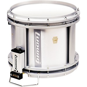 Ludwig-LFF024D-USA-14--x-12--Marching-Snare-Drums-White---Drum-Only