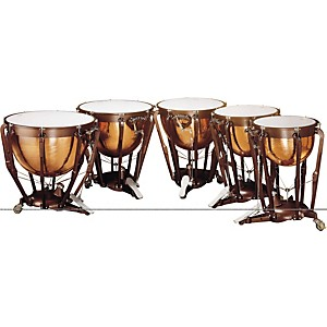 Ludwig-Professional-Series-Hammered-Timpani-Concert-Drums-Lkp532Kg-32--With-Pro-Tuning-Gauge
