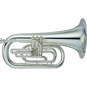 Yamaha-YEP-202M-Series-Marching-Bb-Euphonium-Silver