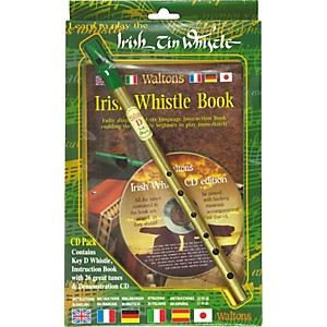 Waltons-Irish-Tin-Whistle-CD-Pack-Standard
