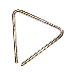 Sabian-Hand-Hammered-Bronze-Triangles-6-Inch-Triangle