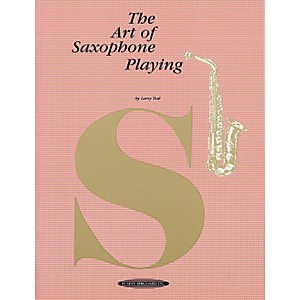 Alfred-The-Art-of-Saxophone-Playing-Standard