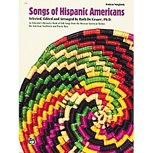 Alfred-Songs-Of-Hispanic-Americans-Standard