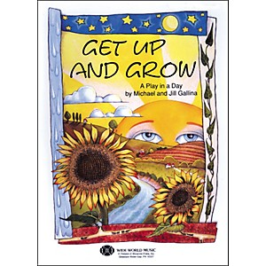 Shawnee-Press-Get-Up-And-Grow--Book-CD--Cd