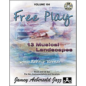 Jamey-Aebersold--Vol--104--Kenny-Werner--Free-Play-Standard
