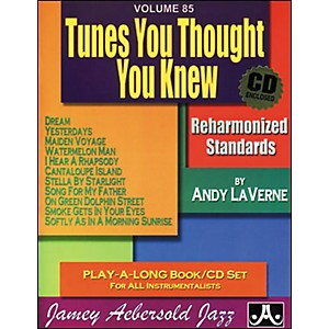 Jamey-Aebersold--Vol--85--Tunes-You-Thought-You-Knew-Standard