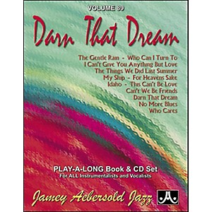 Jamey-Aebersold--Vol--89--Darn-That-Dream-Standard