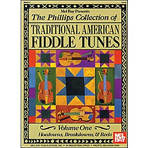 Mel-Bay-Traditional-American-Fiddle-Tunes-Standard