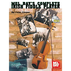 Mel-Bay-Complete-Irish-Fiddle-Player-Book-Cd-Pckg