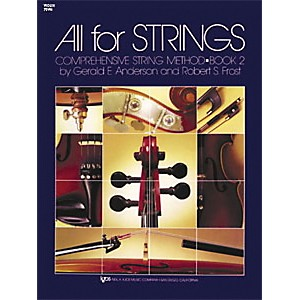 KJOS-All-for-Strings-Violin-Book-2-Standard
