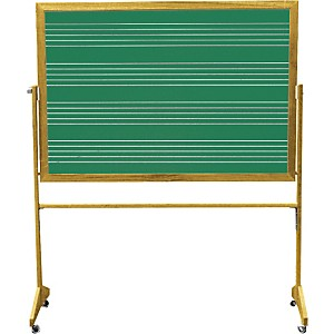 Vecchio-Portable-Music-Staff-Chalkboards-3-FTX4-FT-Chalkboard--4-Staves-