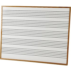Vecchio-Wall-Mounted-Music-Staff-Board-3-FT-X-4-FT-Marker-Board--4-Staves-