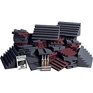 Auralex-D108L-DST-Roominator-Kit-Charcoal-Burgundy