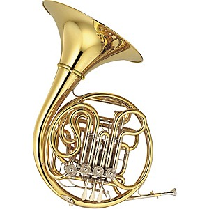 YAMAHA-YHR-891-Custom-Series-Triple-French-Horn-Yhr891D--Unlacquered-Detachable-Bell