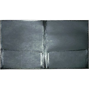Deer-River-Economy-Folio-Black-12X14-with-Expanding-Pockets