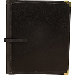 Deer-River-Deluxe-Black-Choral-Folio-with-Hand-Strap-Black