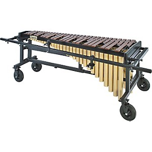 Bergerault-KM-PS43G-Marimba-4-3-Octave-With-Grid-Iron-Cart-Standard