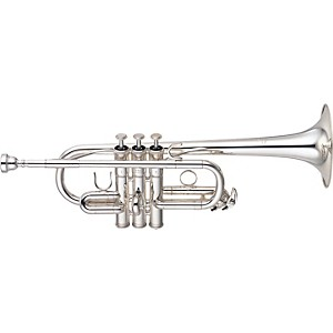 Yamaha-YTR-6610S-Series-Eb-D-Trumpet-Silver