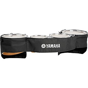 Yamaha-QDC4-Marching-Quad---Quint-Cover-Black
