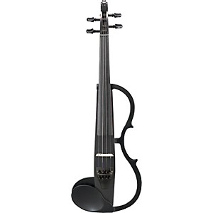 Yamaha-SV-130-Series-Silent-Electric-Violin---Instrument-Only-Black-Instrument-Only