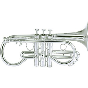 Schilke-XA1-Custom-Series-Bb-Cornet-with-Beryllium-Bell-XA1B---ML-Bore