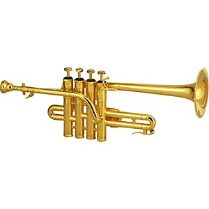 Schilke-P5-4-Custom-Bb---A-Piccolo-Trumpet-P5-4GP-Gold