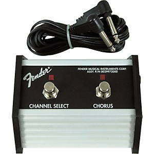 Fender-2-Button-Channel-Chorus-Footswitch-Standard
