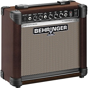Behringer-Ultracoustic-AT108-Acoustic-Combo-Amp-Standard