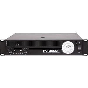 Peavey-PV-3800-Power-Amplifier-Standard