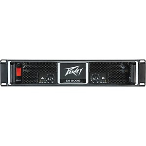 Peavey-CS-2000-Power-Amplifier-Standard
