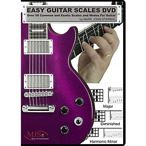 MJS-Music-Publications-EASY-GUITAR-SCALES-DVD-Standard
