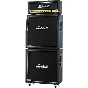 Marshall-JCM800-2203X--1960A--and-1960B-Tube-Guitar-Full-Stack-Standard