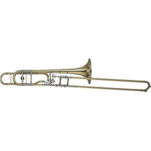 YAMAHA-YSL-882O-Xeno-Series-F-Attachment-Trombone-Lacquer-Yellow-Brass-Bell
