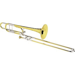 Conn-88HO-Symphony-Series-F-Attachment-Trombone-Lacquer-Yellow-Brass-Bell